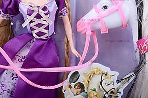 Кукла с лошадью «Рапунцель», 1372, отзывы