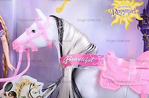 Кукла с лошадью «Рапунцель», 1372, цена