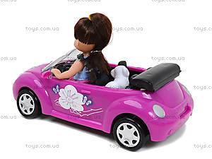Детская кукла с машиной и собачкой, K899-14, цена