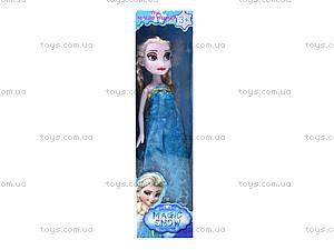 Детская кукла Frozen, 8041A, фото
