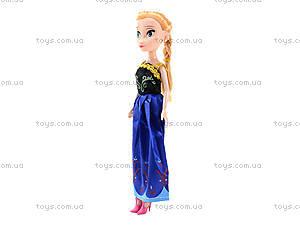 Детская кукла Frozen, 8041A, игрушки