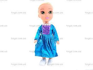 Куклы Анна и Эльза из мультика «Ледяное сердце», 619A, купить