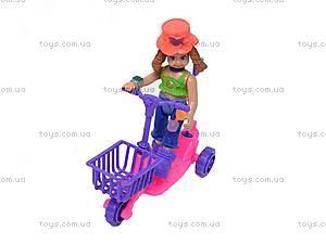 Кукла с музыкальным домиком, 093011ABC, купить