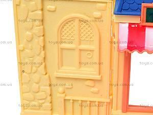 Кукла с музыкальным домиком, 093011ABC, фото
