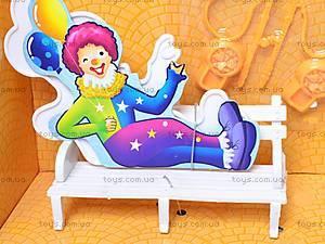 Кукла с музыкальным домиком, 093011ABC, игрушки
