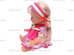 Кукла с набором парикмахера, HC013625, отзывы
