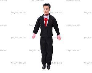 Кукла с набором платьев, 6611A, фото