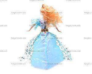 Кукла с набором платьев, 6611A, отзывы