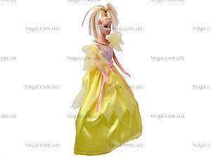 Кукла, с набором платьев, 888B, купить