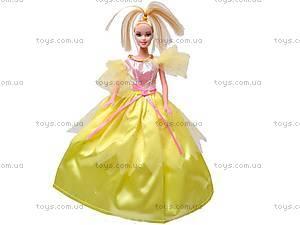 Кукла, с набором платьев, 888B
