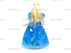 Кукла с набором платьев для Барби, 008AB, фото