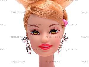 Кукла с набором платьев для девочек, 9880, отзывы