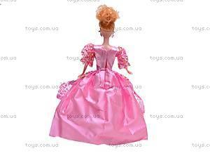 Кукла с набором платьев для девочек, 9880, цена