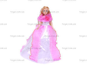 Кукла с нарядами и аксессуарами, 89625
