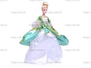 Кукла, с нарядами и мебелью, 88966, игрушки
