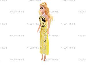 Кукла для девочек с одеждой, DH880B-1, фото
