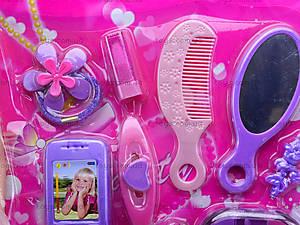 Кукла с парикмахерским набором для детей, A383, фото