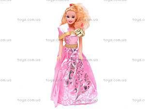 Кукла с платьем, A22, цена
