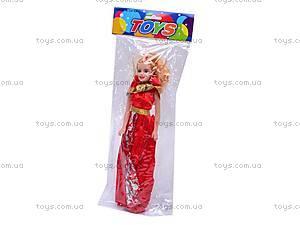 Кукла с платьем, A22, игрушки