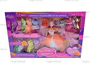 Кукла с платьями, 89084, цена