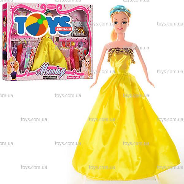 Кукла с платьями, расческой, сумочкой - Барби в интернет ...