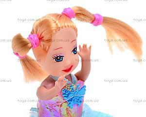 Кукла с пони, XQ321, цена