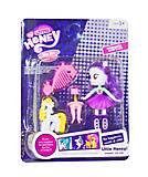 Кукла с пони «My Little Pony» №4, A010, фото