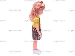 Кукла с расческой, 83317D, купить