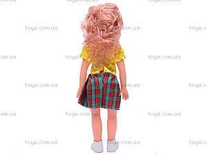 Кукла с расческой, 83317D, отзывы