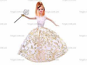 Кукла с роскошным гардеробом, 8899B