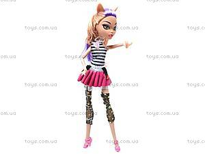 Кукла с шарнирами Monster High, 12823, отзывы