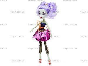 Кукла с шарнирами Monster High, 12823, toys