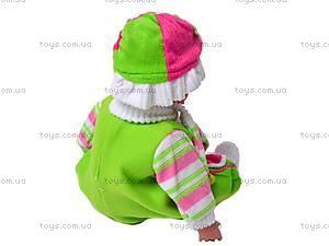 Кукла с соской «Мой малыш», M1180, фото