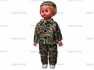 Кукла с сумочкой и игрушкой, 022B