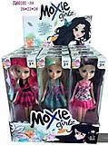 Кукла серии «Мокси», несколько видов, ZQ60101-3A