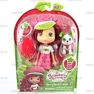 Кукла Шарлотта Земляничка серии «Домашние любимцы», 12231