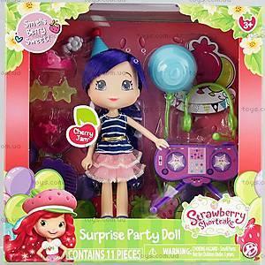 Кукла Вишенка серии «Ягодный праздник», 12302