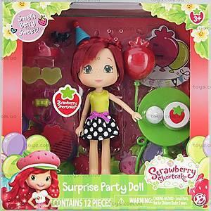 Кукла Шарлотта Земляничка серии «Ягодный праздник», 12301