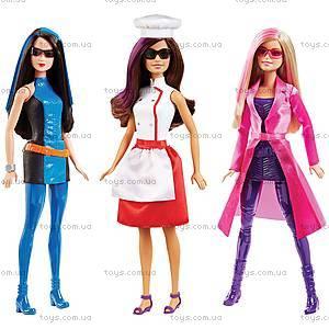Кукла-шпионка из м/ф «Barbie: Шпионская история», DKN01
