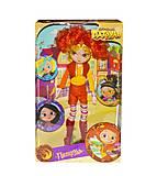 Кукла «Сказочный Патруль» (в оранжевом), DH2187