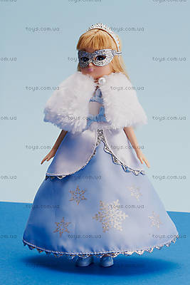Кукла Lottie «Снежная королева», LT003