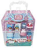 Кукла Снежинка серии «Модное превращение», 543848, купить