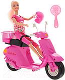 Кукла со скутером, 8206
