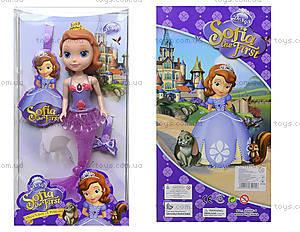 Кукла «София» с эффектами, 8655F-4B
