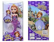 Кукла «София» с эффектами, 8655F-4B, Украина