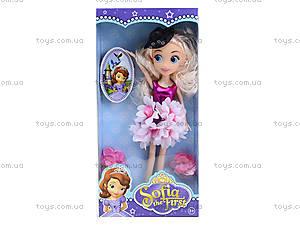 Детская кукла Sofia с аксессуарами, WQ1307ABC, фото