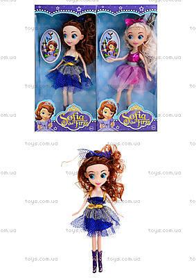 Кукла детская «София», WQ1308ABC