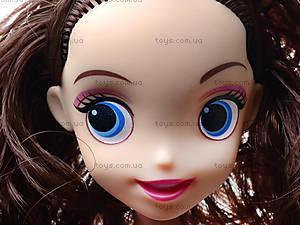 Кукла «София» с аксессуарами, D019, іграшки