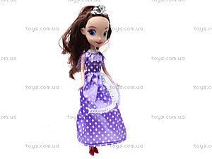 Кукла «София» с аксессуарами, D019, Украина
