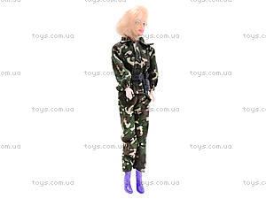 Кукла-солдат с автоматом, 111B, купить